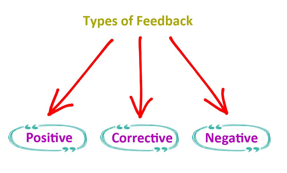 feedback and types of feedback