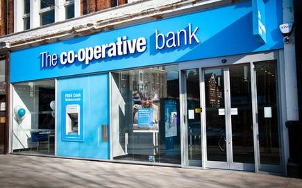 Control over Cooperative Banks