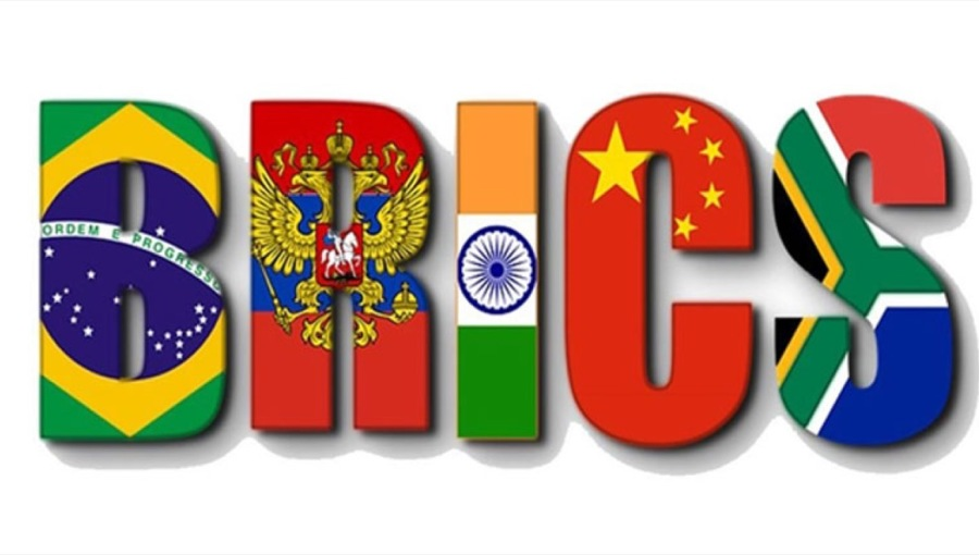 BRICS - Brazil, Russia, India, China, South Africa - Paper Tyari