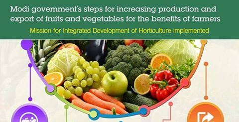 Mission for Integrated Development of Horticulture