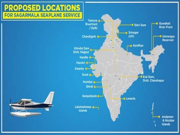 Sagarmala Seaplane Services Project