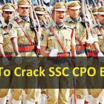 Tips To Crack SSC CPO