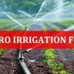Micro Irrigation Fund