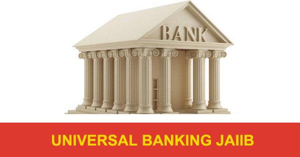 universal banking jaiib