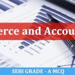 Accounts MCQ for SEBI Grade A
