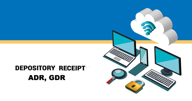 depository receipt ADR GDR